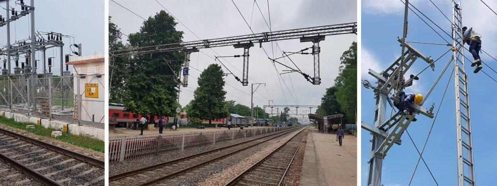 Railways - Shyam Indus Power Solution Pvt  Ltd  | SIPS