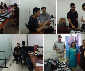 As part of our constant efforts to ensure employee health and well-being, SIPS organised Eye Check-Up Camp for employees, in association with Lenskart
